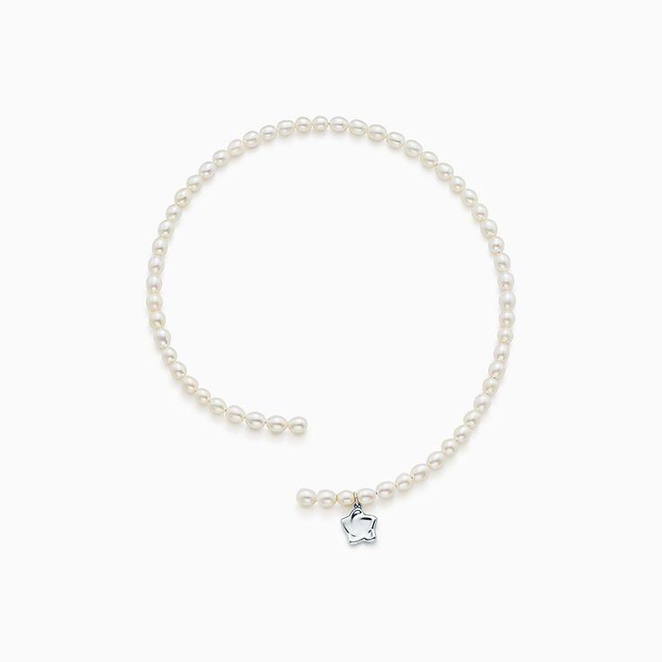 Elsa Peretti®:Pearl Star Necklace