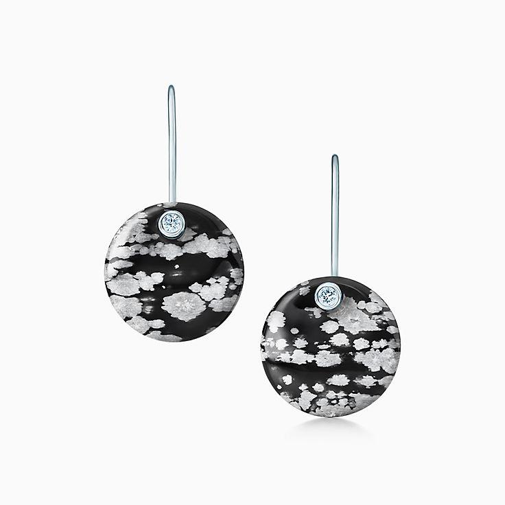 Elsa Peretti®:Round Earrings