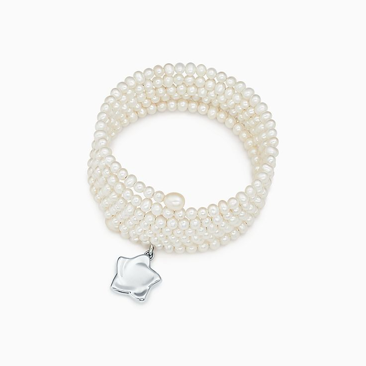 Elsa Peretti®:Six-Row Pearl Bracelet