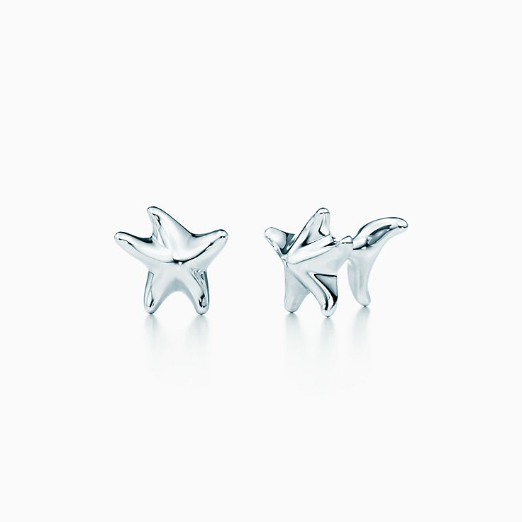 Elsa Peretti®:Starfish Cuff Links