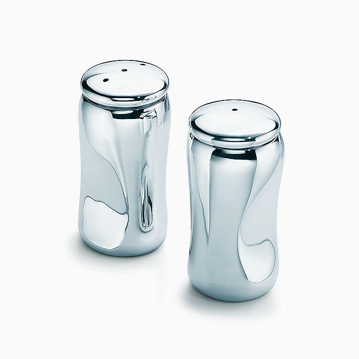 Elsa Peretti®:Thumbprint Salz- und Pfefferstreuer