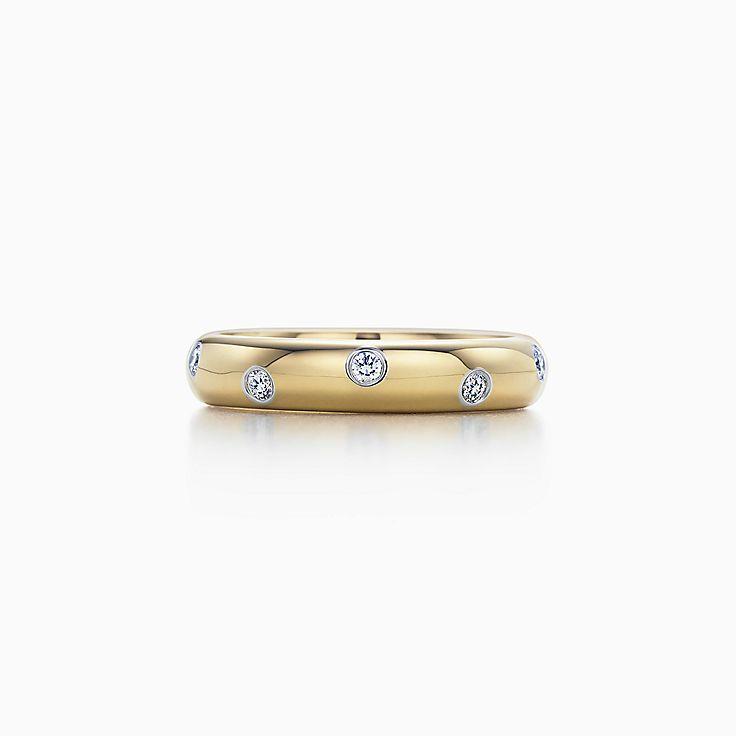 Etoile: кольцо с бриллиантами