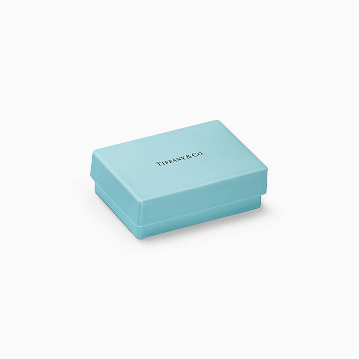 Everyday Objects:Bone China Tiffany® Box