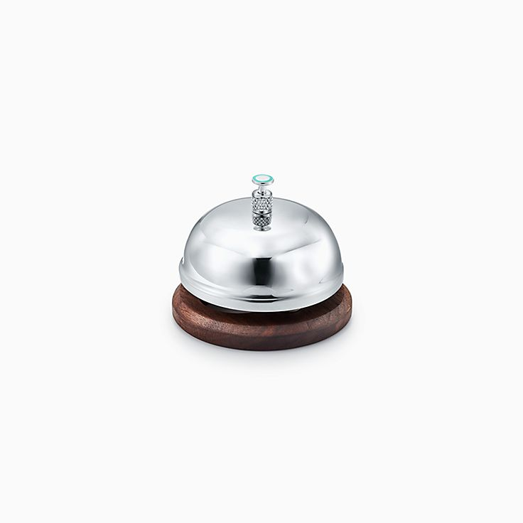 Everyday Objects:Stainless Steel Hotel Bell