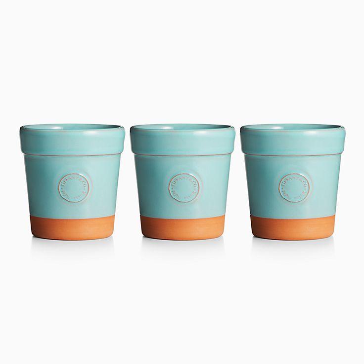 Everyday Objects:Terra-cotta Flowerpots