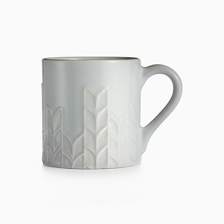 Flora & Fauna:Wheat Leaf Mug