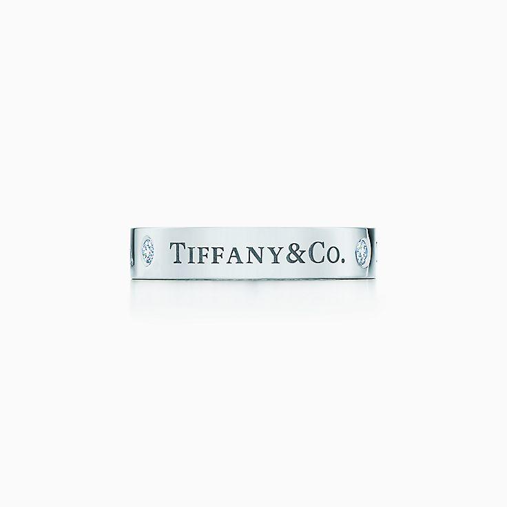 Jonc «Tiffany & Co.®»