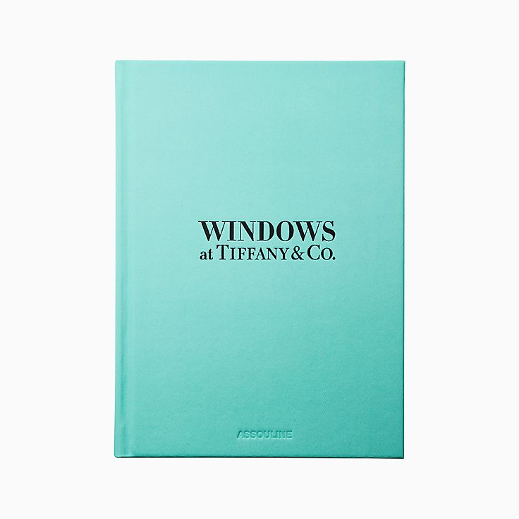 "Libro ""Windows at Tiffany & Co."" de Assouline"