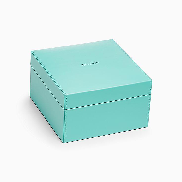 Medium Leather Box