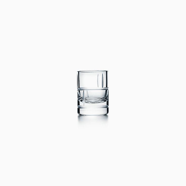 Modern Bamboo:Crystal Shot Glass