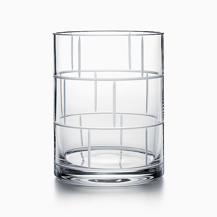 Modern Bamboo:Crystal Vase