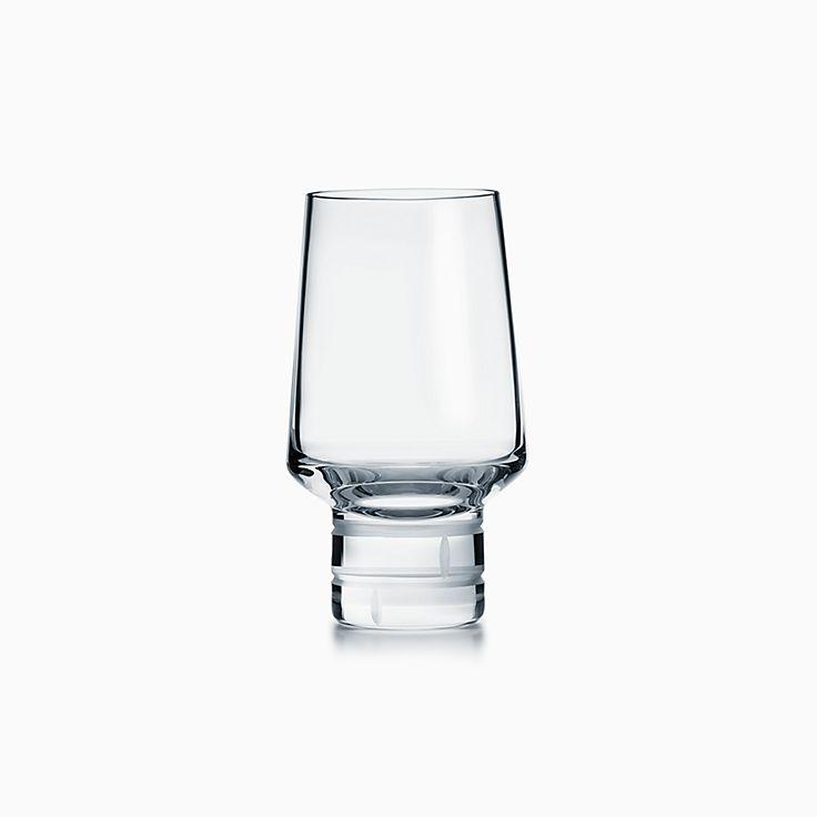 Modern Bamboo:Crystal Wine Glass