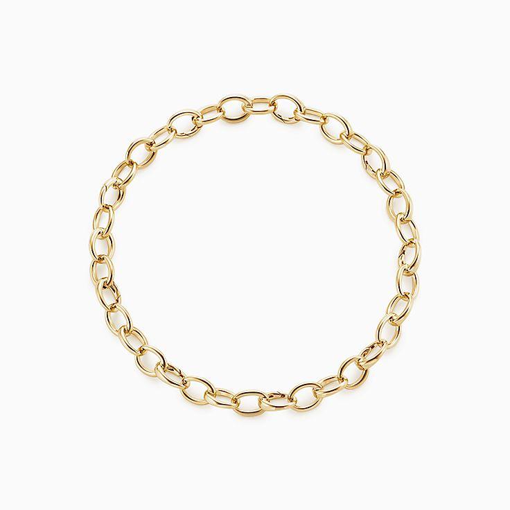 Oval Link Bracelet