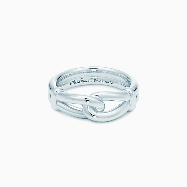Paloma Picasso®: anel Knot