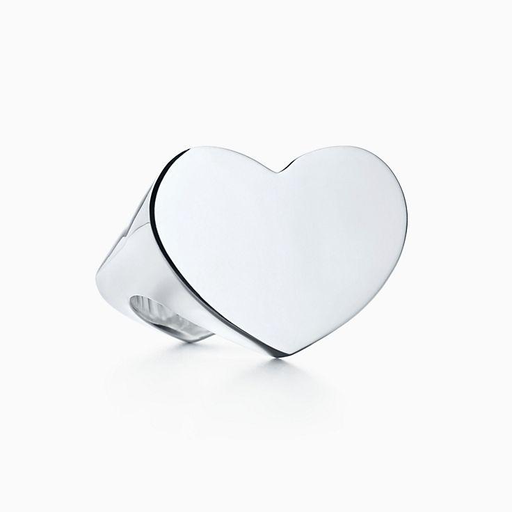 Paloma Picasso®: Anello Double Modern Heart