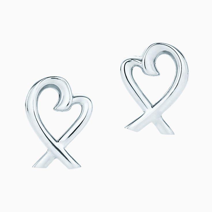 Paloma Picasso® : Boucles d'oreilles Loving Heart