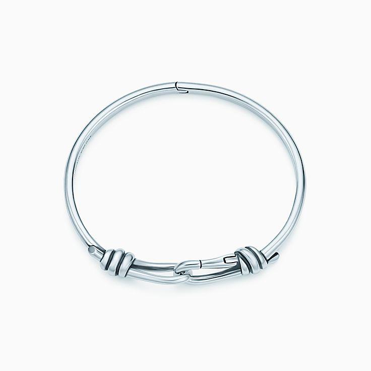 Paloma Picasso®: Bracciale rigido Knot con cerniera