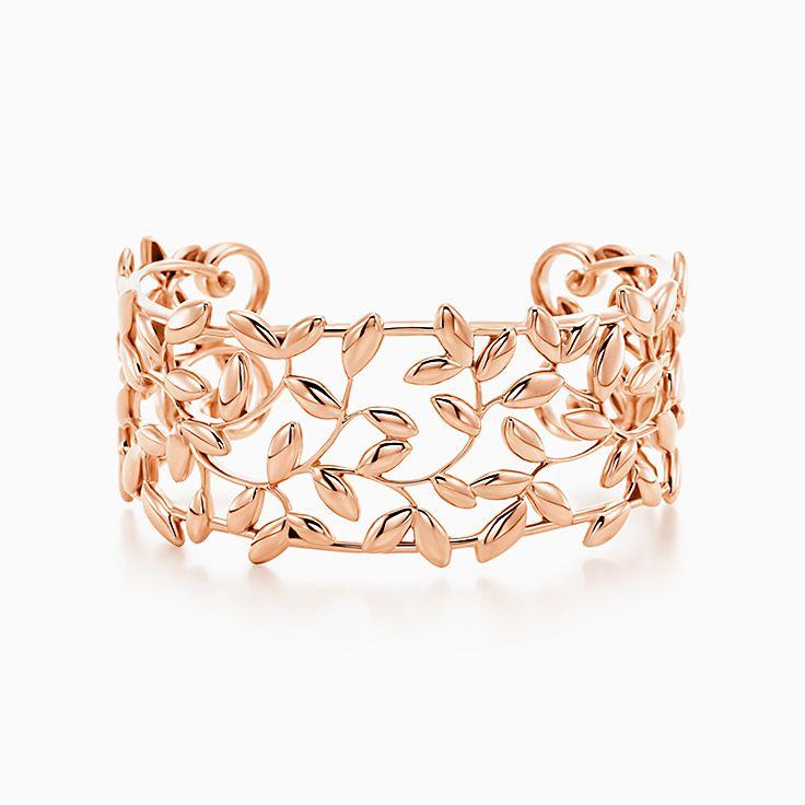 Paloma Picasso™: Bracelete Olive Leaf