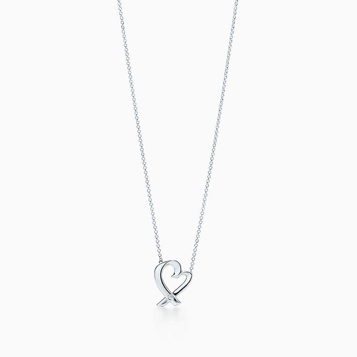 Paloma Picasso®:Подвеска Loving Heart