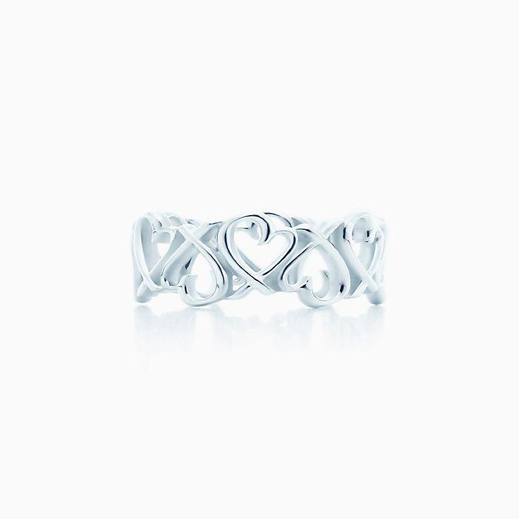 Paloma Picasso®:Кольцо Loving Heart