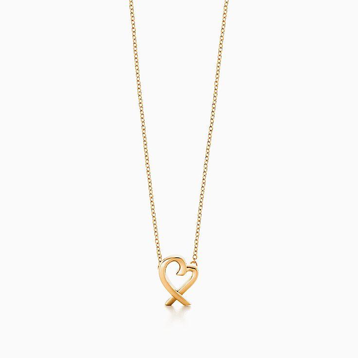 Подвеска Paloma Picasso® Loving Heart