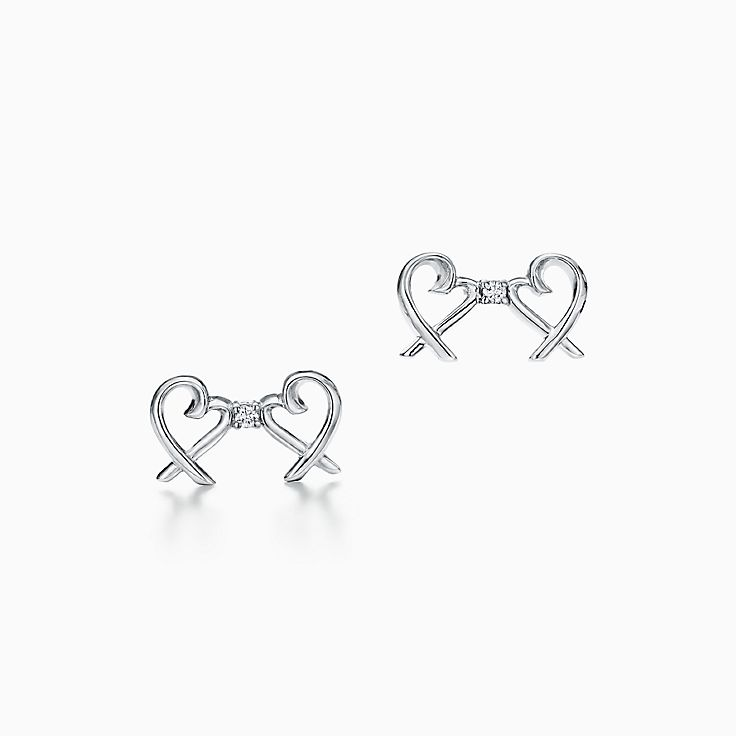 Paloma Picasso®:Double Loving Heart Earrings
