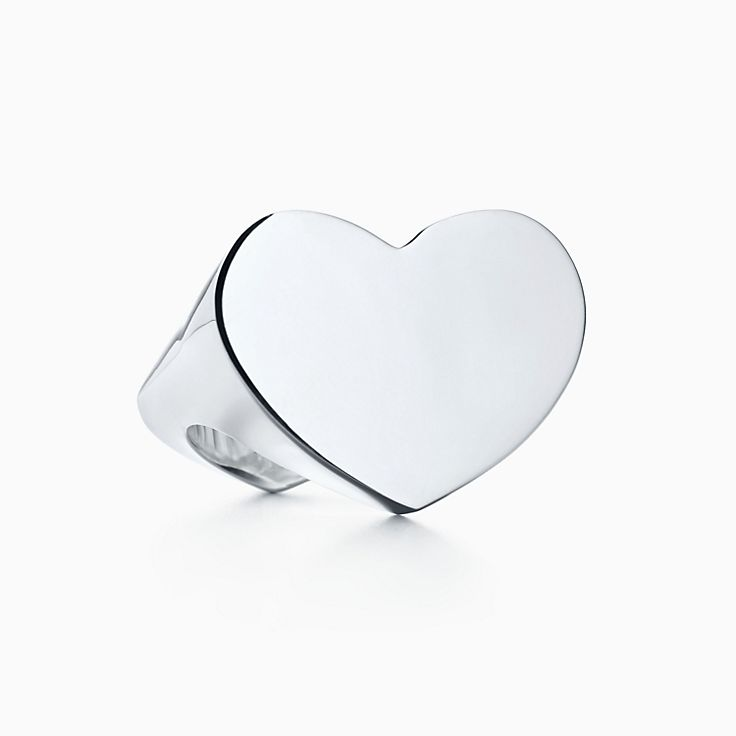 Paloma Picasso®:Double Modern Heart Ring