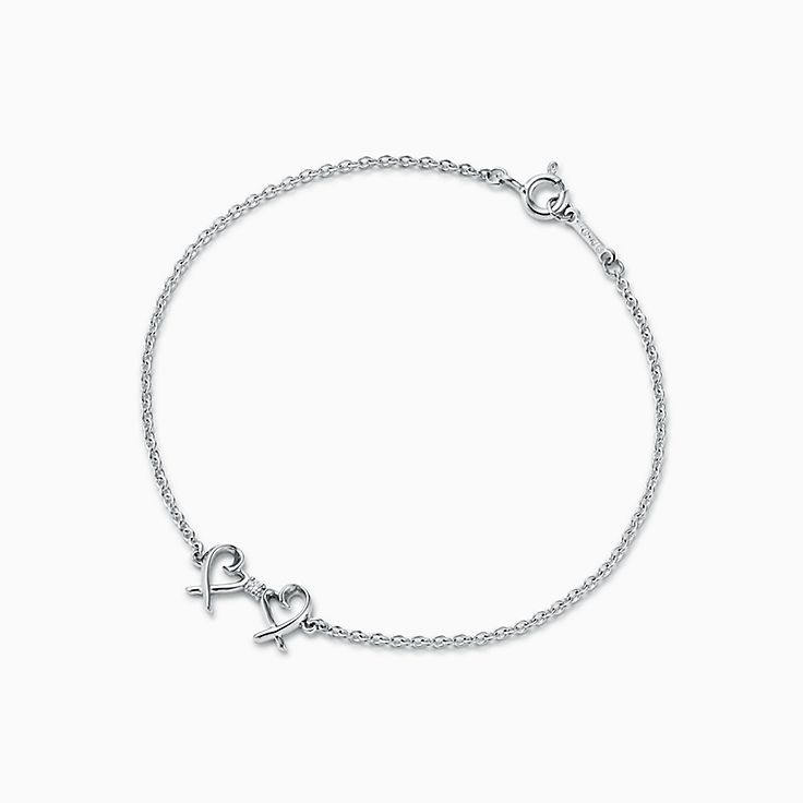 Paloma Picasso®:Loving Heart Armband mit zwei Herzen