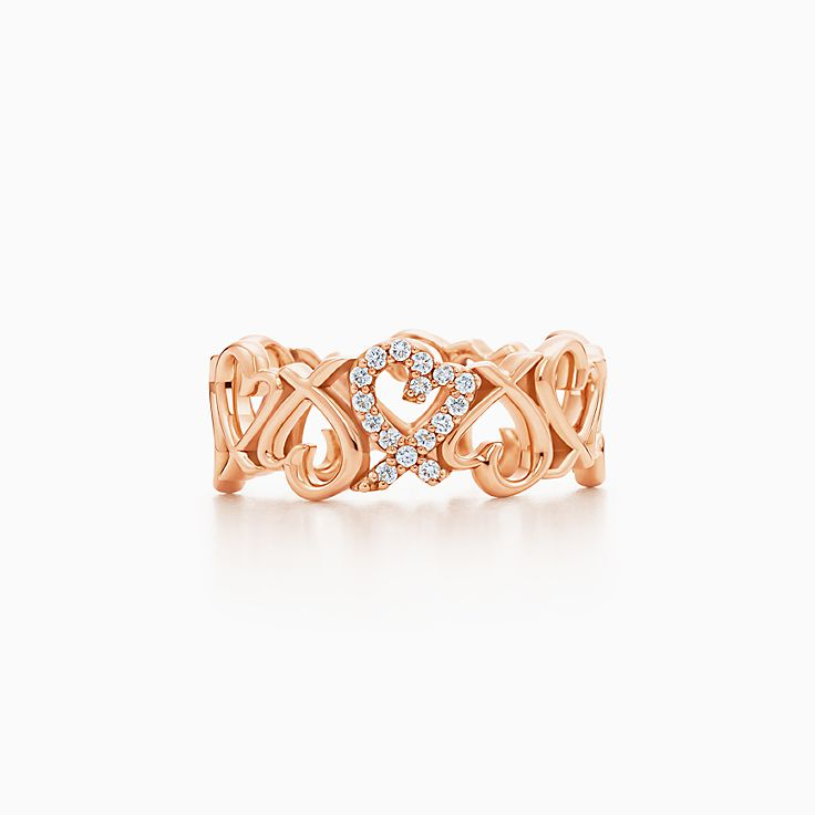 Paloma Picasso®:Loving Heart Band Ring