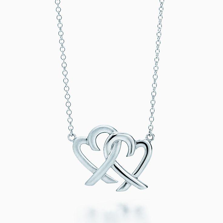 Paloma Picasso®:Loving Heart Interlocking Pendant