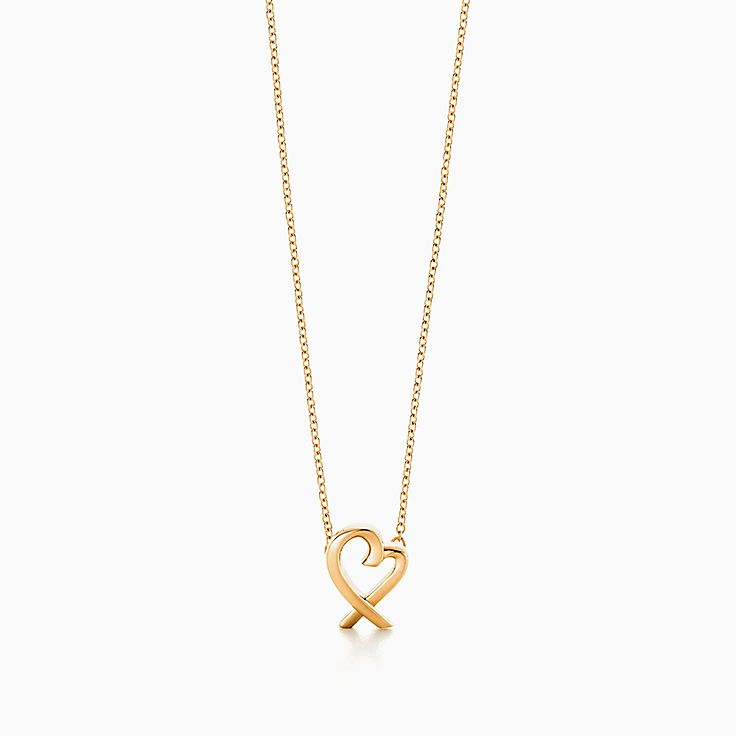 Paloma Picasso®:Loving Heart Pendant