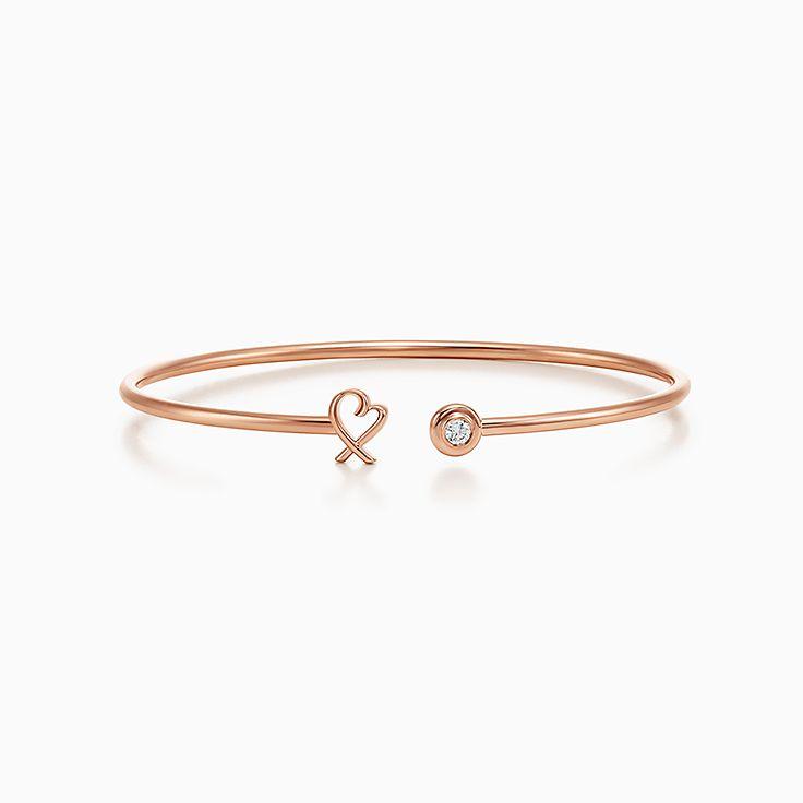 Paloma Picasso®:Loving Heart Wire Bracelet