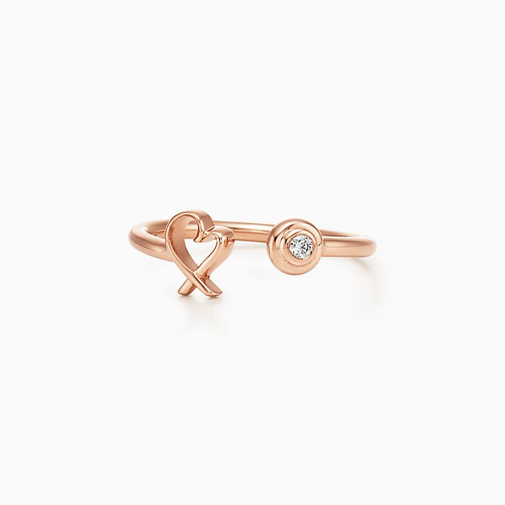 Paloma Picasso®:Loving Heart Wire Ring