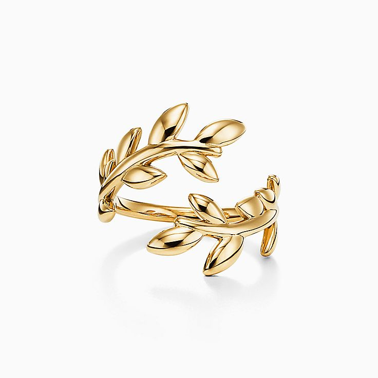 Paloma Picasso®:Olive Leaf Bypass Ring