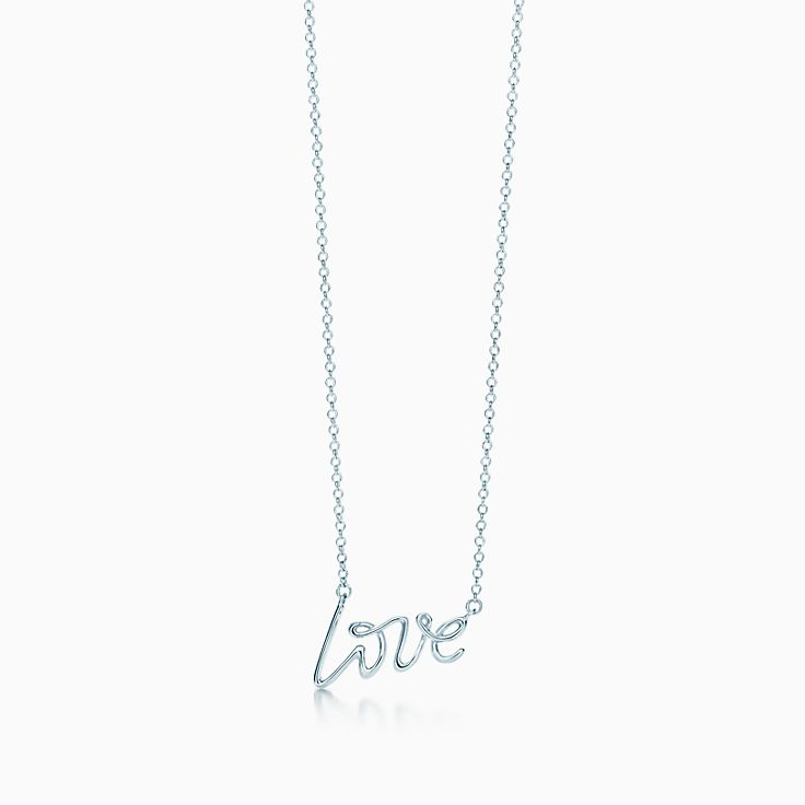 Paloma's Graffiti:Love Pendant