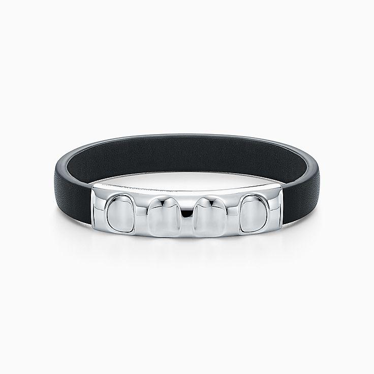 Paloma's Groove:Interchangeable Leather Bracelet