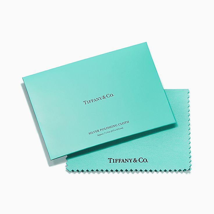 Panno lucidante Tiffany per argento