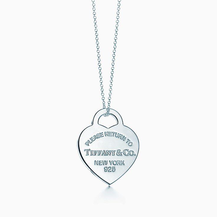 Return to Tiffany™: подвеска в форме сердца