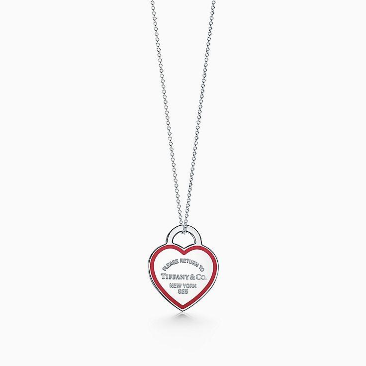 Return to Tiffany™:Подвеска в форме сердца