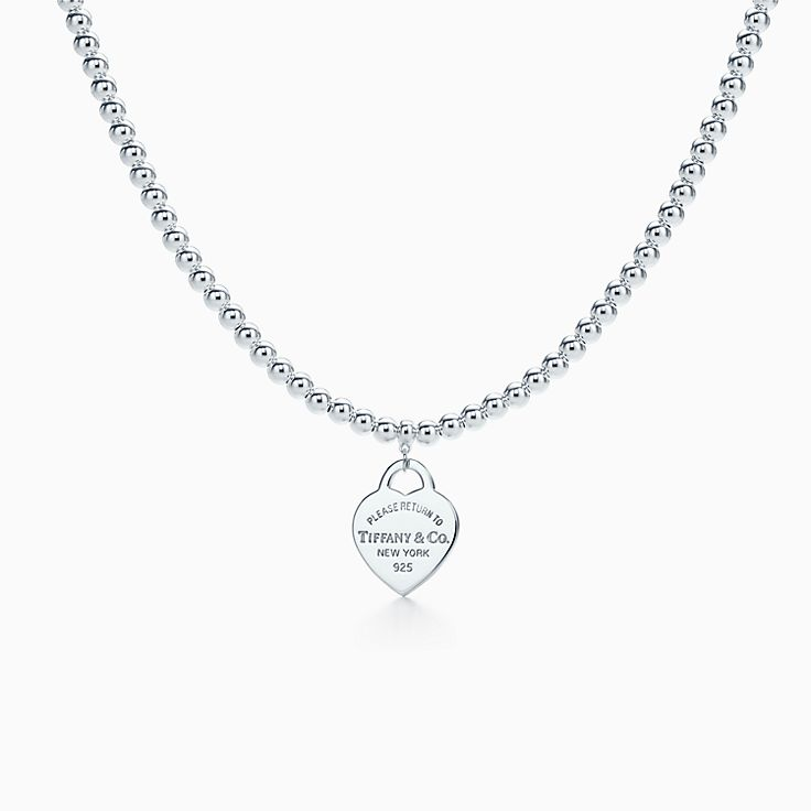 Return to Tiffany™: Collana a Palline