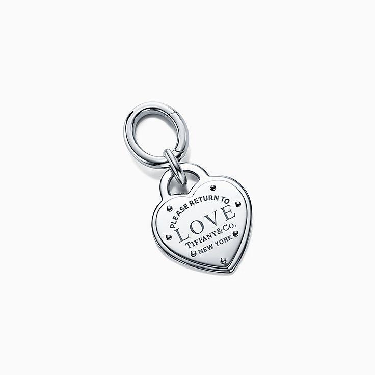 Return to Tiffany™: Dije Love para collar de perro