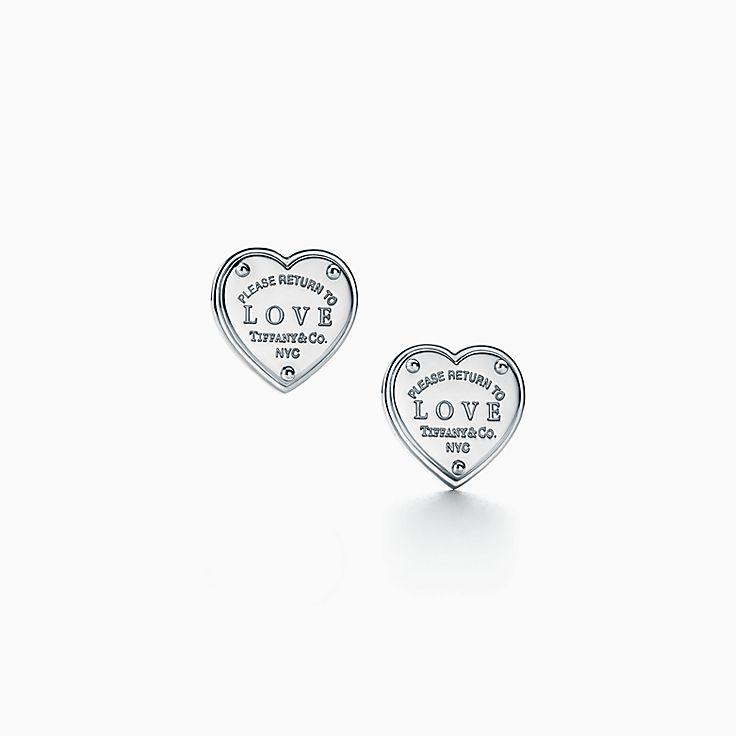 Return to Tiffany™: Orecchini Love