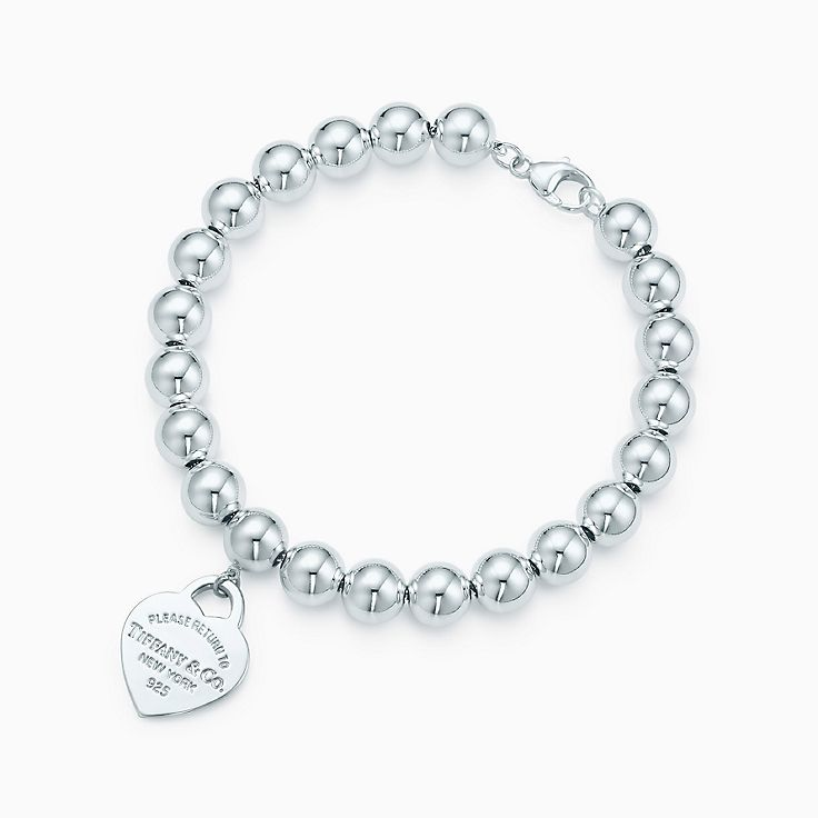 Return to Tiffany™:Bead Bracelet