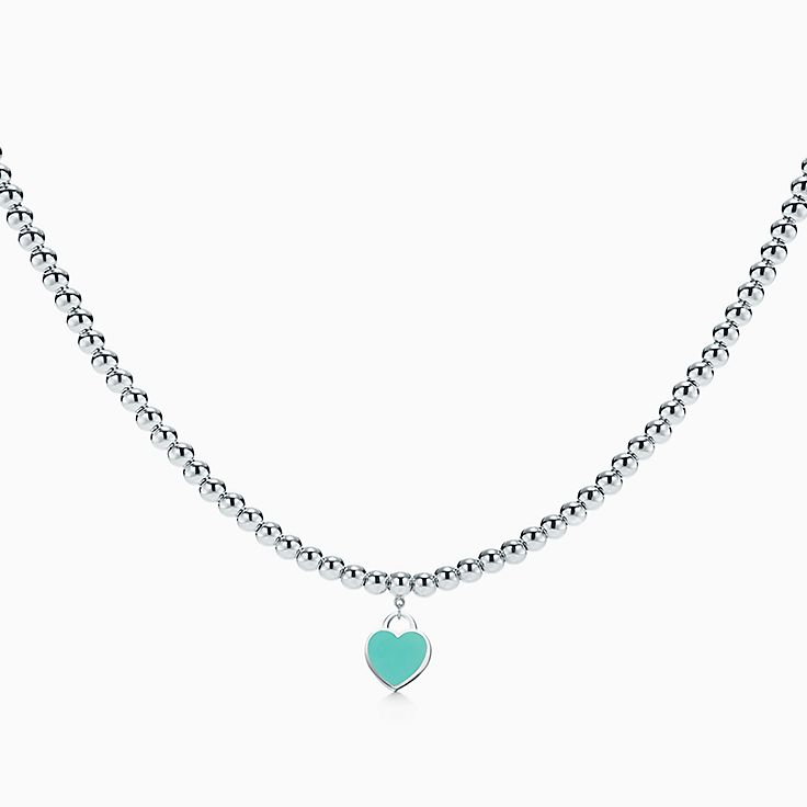 Return to Tiffany®:Bead Necklace