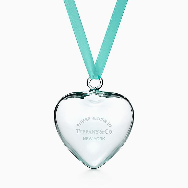 Return to Tiffany®:Heart Ornament