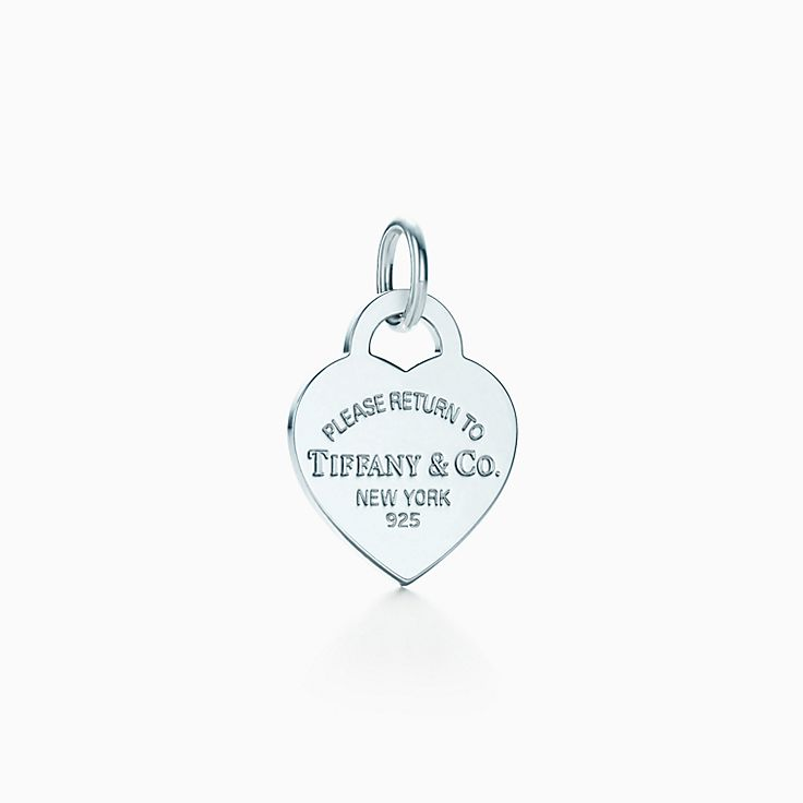 Return to Tiffany™:Heart Tag Charm
