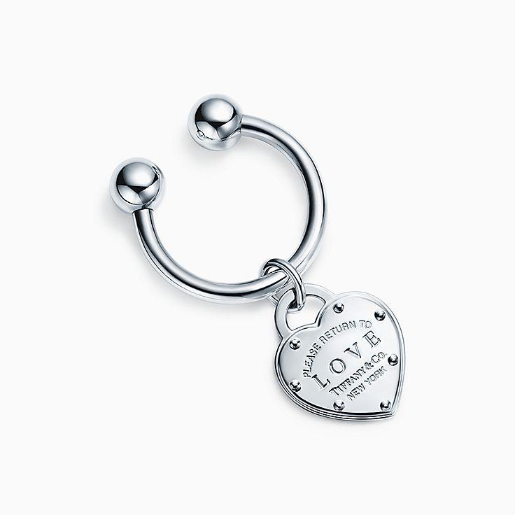Return to Tiffany™:Love 鑰匙圈