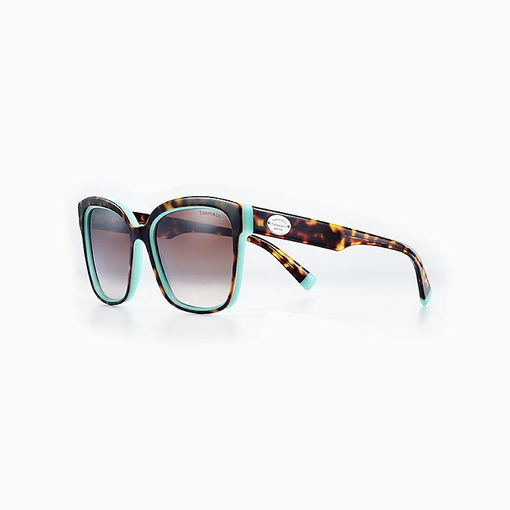 Return to Tiffany™:Square Sunglasses