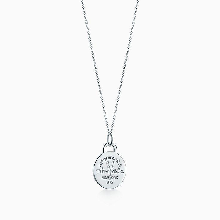 Return to Tiffany®:Zodiac Aries Round Tag Charm