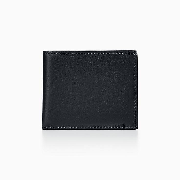 Schmales Bifold Portemonnaie